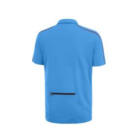 Gonso Henrik Bike-Poloshirt Herren brilliant blue